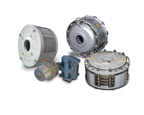 Heavy Duty Clutches and Brakes