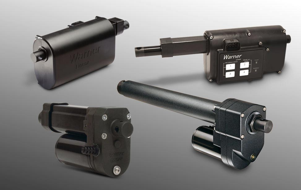 Linear Actuators and Controls