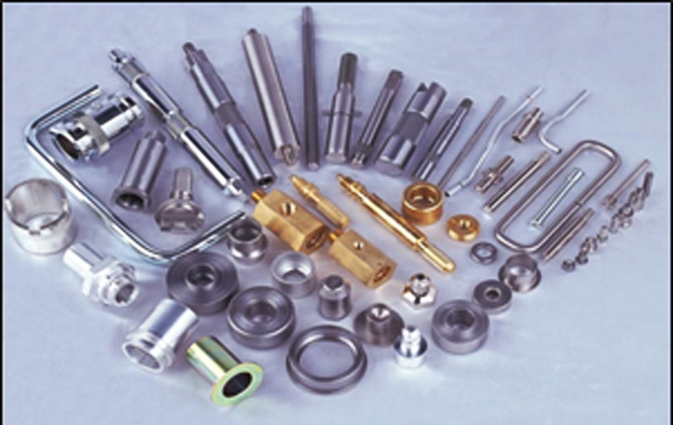 Precision Components Machining